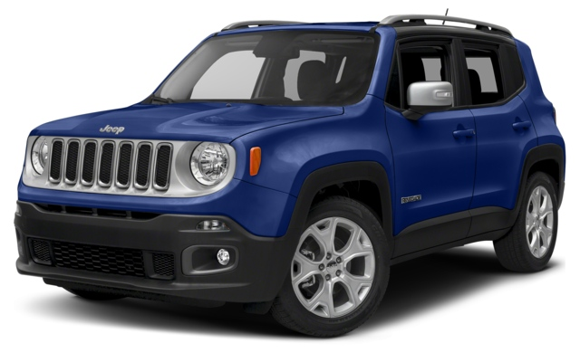 2017 Jeep Renegade Dover, OH  ZACCJBDB5HPE54896