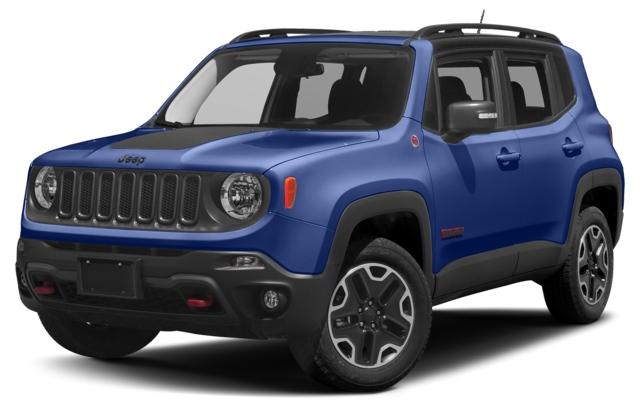 2017 Jeep Renegade Dover, OH ZACCJBCB5HPE64703