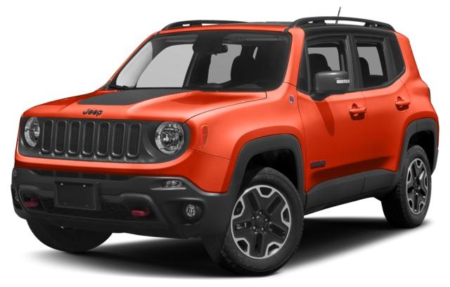 2017 Jeep Renegade Seymour, IN ZACCJBCB6HPE40829