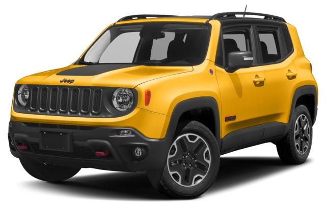 2016 Jeep Renegade Janesville, WI ZACCJBCTXGPC82003