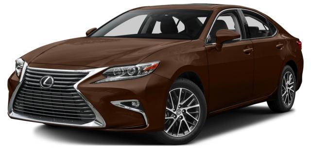 2017 Lexus ES 350 Atlanta, GA 58ABK1GG2HU053609