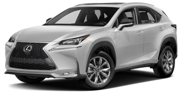 2017 Lexus NX 200t Pembroke Pines, FL JTJYARBZ2H2055546