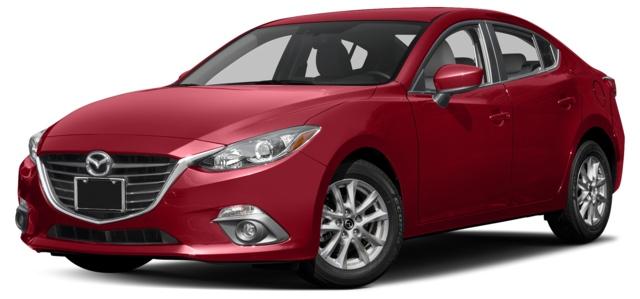 2016 Mazda Mazda3 Morrow,GA 3MZBM1W76GM269499