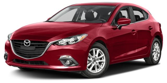 2016 Mazda Mazda3 Morrow,GA JM1BM1N30G1289407