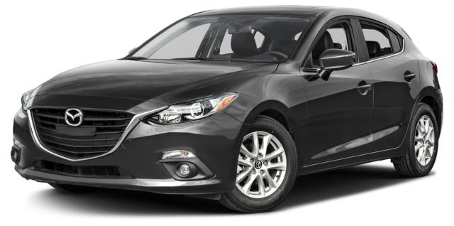 2016 Mazda Mazda3 Morrow,GA JM1BM1N37G1338005