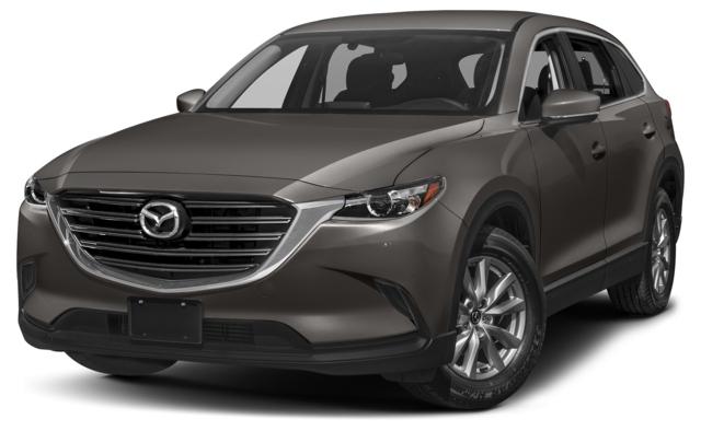 2016 Mazda CX-9 SPENCERPORT JM3TCBBY9G0112641