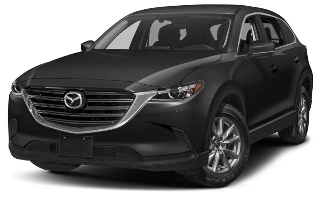 2016 Mazda CX-9 Wakefield, RI JM3TCBBY0G0120501
