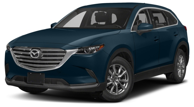 2016 Mazda CX-9 Wakefield, RI JM3TCBCYXG0126207