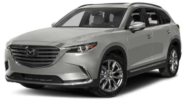 2016 Mazda CX-9 Janesville JM3TCBDY7G0110447