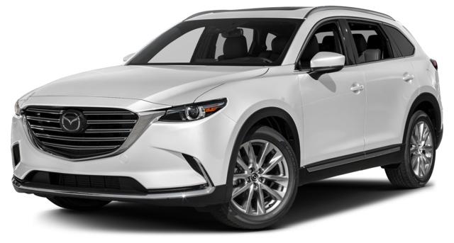 2016 Mazda CX-9 SPENCERPORT JM3TCBEY1G0106988