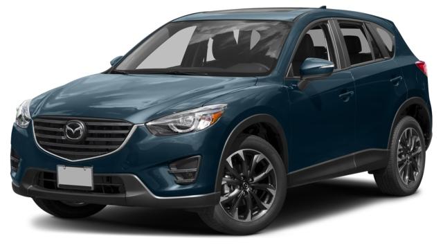 2016 Mazda CX-5 Wakefield, RI JM3KE4DY7G0897305