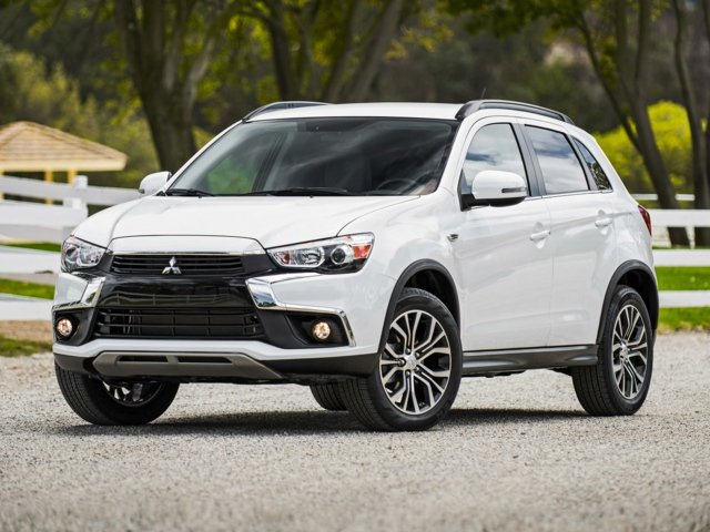 2017 Mitsubishi Outlander Sport Decatur, IL JA4AP3AU5HZ014013