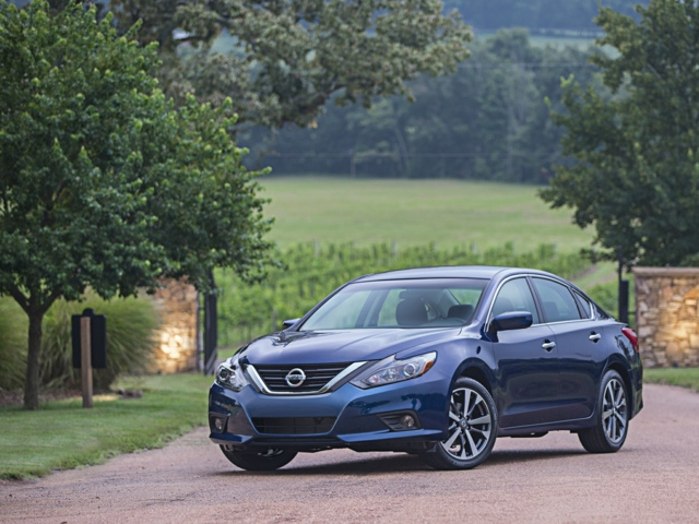 2017 Nissan Altima Hot Springs, AR 1N4AL3AP7HC254586