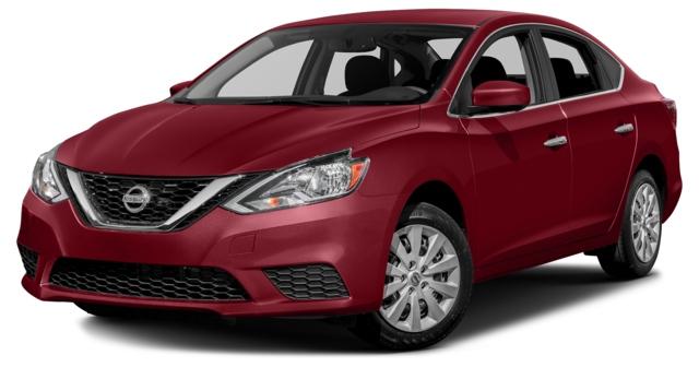 2017 Nissan Sentra Napa, CA 3N1AB7AP5HY235047