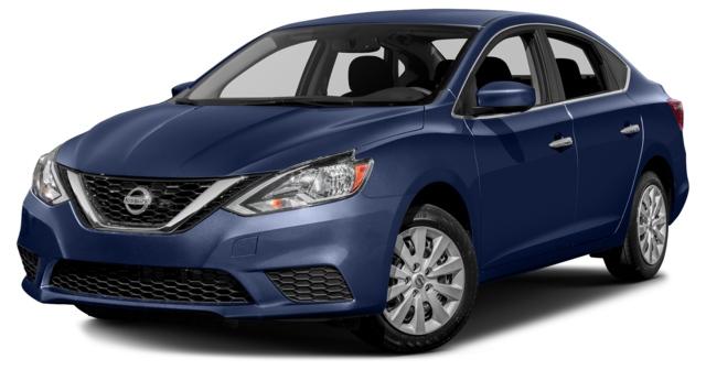 2017 Nissan Sentra Nashville, TN 3N1AB7APXHY291338
