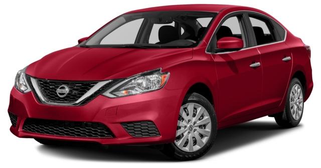 2017 Nissan Sentra Carrollton, GA  3N1AB7AP7HY332783