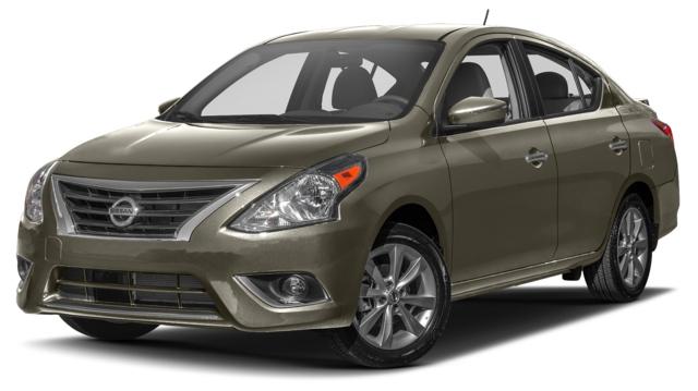 2016 Nissan Versa San Antonio, TX, 3N1CN7AP5GL902470