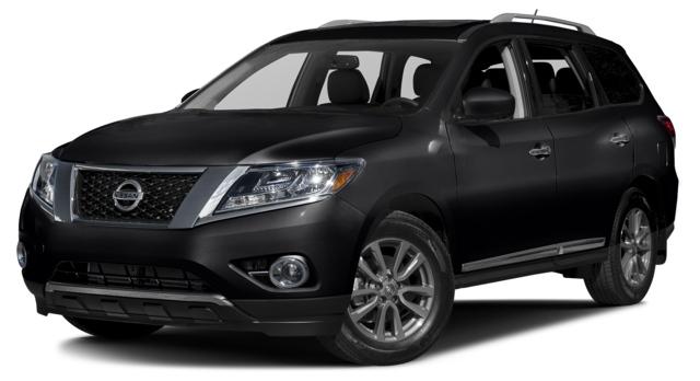 2016 Nissan Pathfinder Milwaukee, WI 5N1AR2MM5GC656671