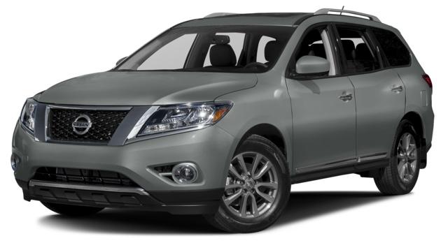 2016 Nissan Pathfinder Milwaukee, WI 5N1AR2MM5GC657402