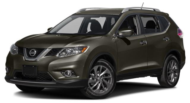 2016 Nissan Rogue Brookfield, WI 5N1AT2MV5GC770101