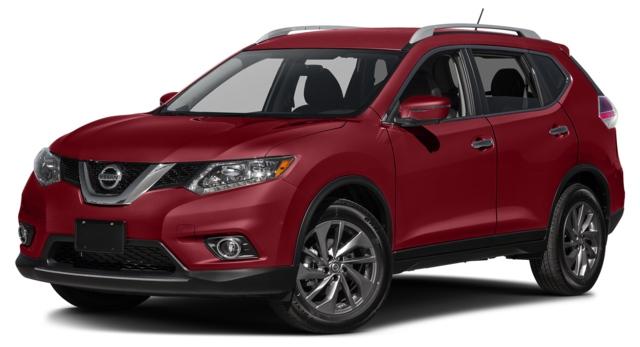 2016 Nissan Rogue Calgary, Alberta 5N1AT2MV7GC833568