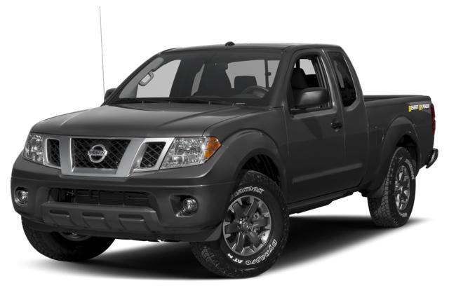 2017 Nissan Frontier Napa, CA 1N6AD0CU2HN712951