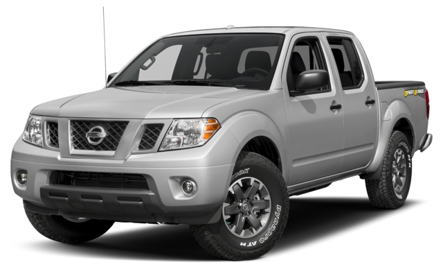 2017 Nissan Frontier Columbia, KY 1N6DD0ER7HN710313