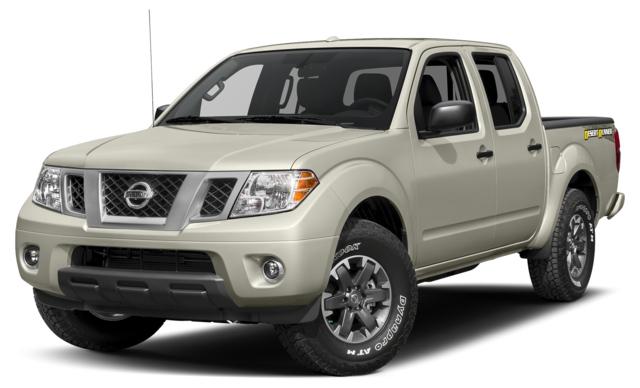 2017 Nissan Frontier Nashville, TN 1N6DD0ER3HN752963
