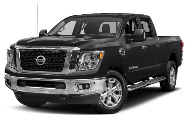 2017 Nissan Titan XD Twin Falls, ID 1N6BA1F40HN523410