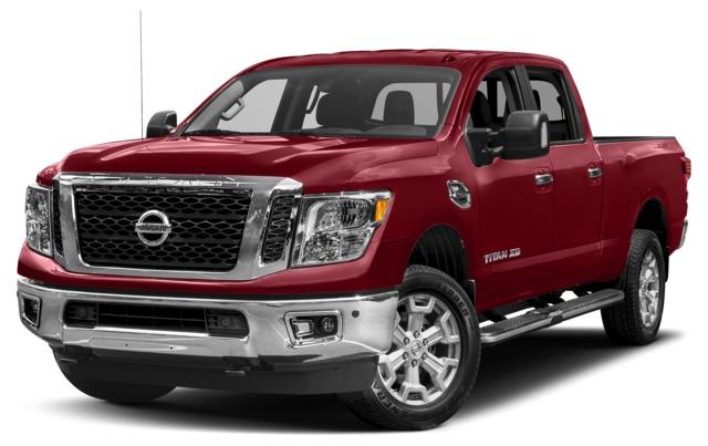 2017 Nissan Titan XD Nashville, TN 1N6AA1F38HN502114