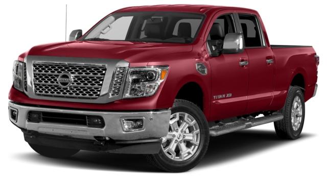 2016 Nissan Titan XD San Antonio, TX, 1N6BA1F24GN511533