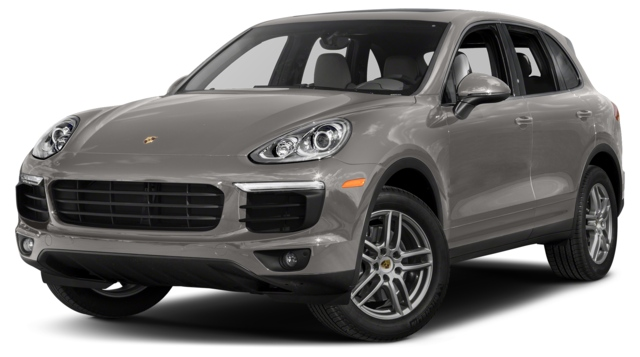 2017 Porsche Cayenne Sarasota, FL WP1AA2A22HKA89873