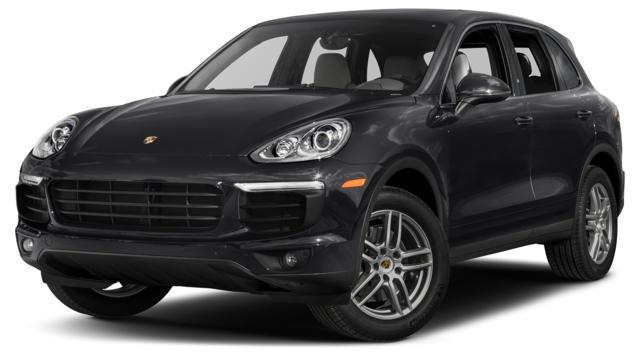 2017 Porsche Cayenne  WP1AA2A26HKA82375