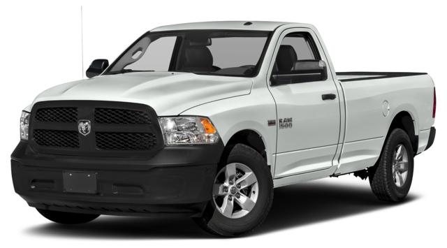 2017 RAM 1500 Pontiac, IL 3C6JR6DG9HG687238