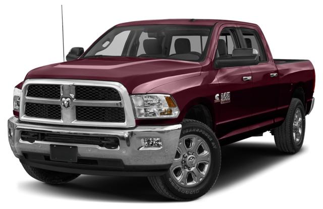 2017 RAM 2500 Pontiac, IL 3C6UR5DL5HG509458