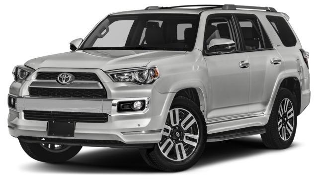 2017 Toyota 4Runner Florence, KY JTEBU5JR9H5446763