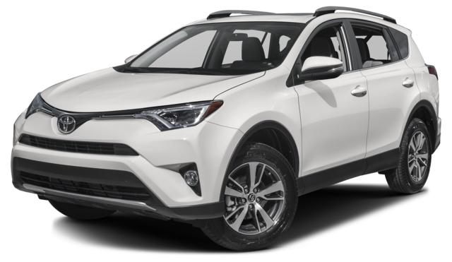 2017 Toyota RAV4 Duluth 2T3RFREV0HW658178
