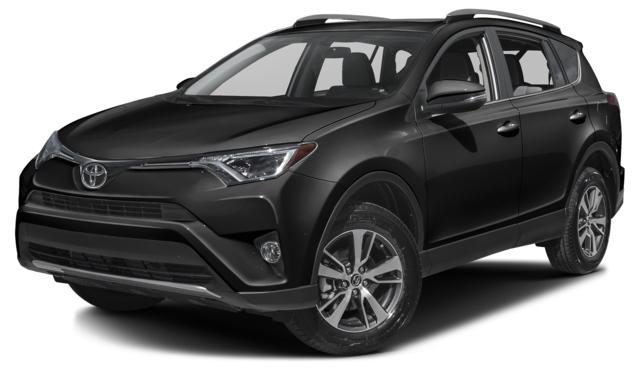 2017 Toyota RAV4 Duluth 2T3RFREV6HW581476