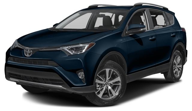 2017 Toyota RAV4 Duluth JTMRFREV7HJ159067