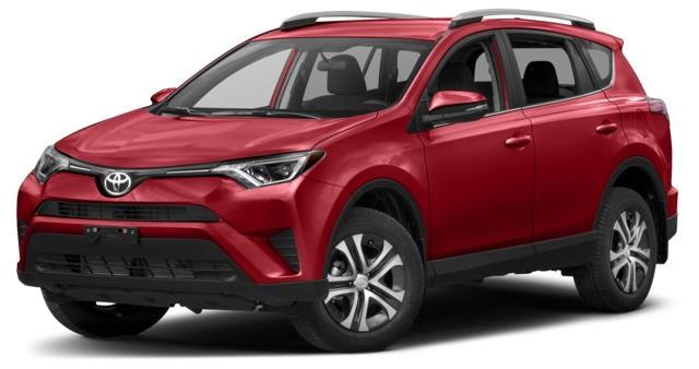 2016 Toyota RAV4 Florence, KY 2T3BFREV4GW531515