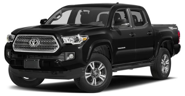 2017 Toyota Tacoma Fort Dodge, IA 3TMCZ5AN8HM104528