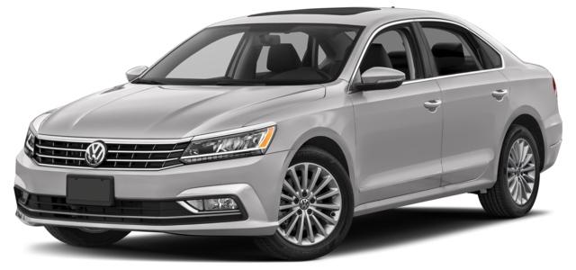 2017 Volkswagen Passat Inver Grove Heights, MN 1VWAT7A30HC054385