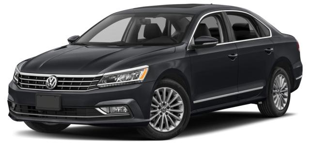 2017 Volkswagen Passat Inver Grove Heights, MN 1VWGT7A35HC071242