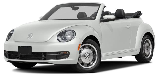 2016 Volkswagen Beetle Racine, WI 3VW507AT7GM813315