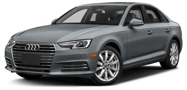2017 Audi A4 City, ST WAUENAF43HN060258