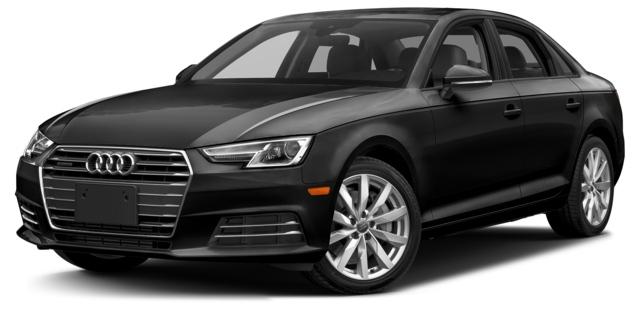 2017 Audi A4 City, ST WAUGMAF44HN038944