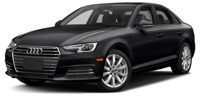 2017 Audi A4 City, ST WAUGMAF43HN045125