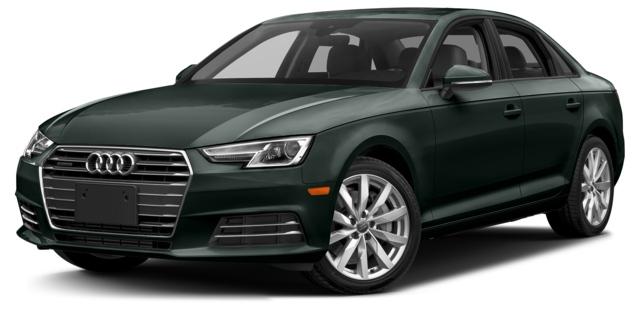 2017 Audi A4 City, ST WAUGNAF41HN028353