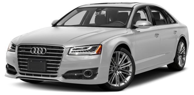 2017 Audi A8 City, ST WAU43AFD4HN005416