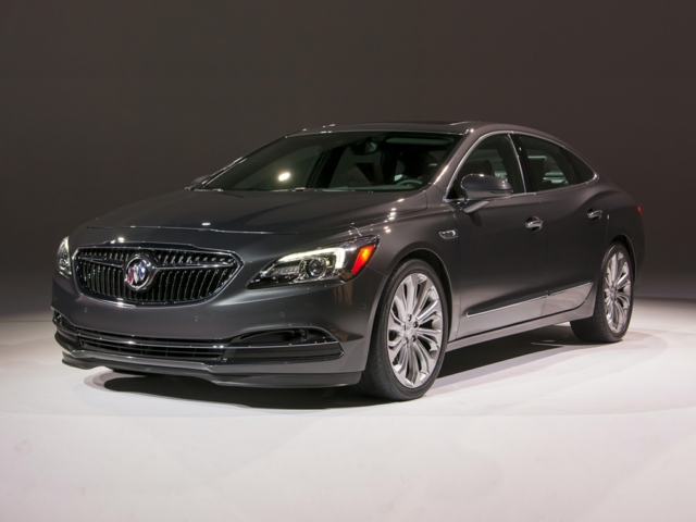 2017 Buick LaCrosse Spearfish, SD 1G4ZS5SSXHU145186